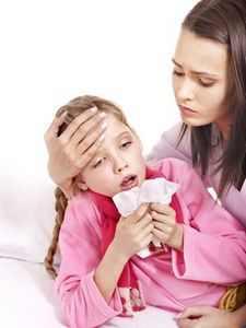 Смягчить кашель у ребенка
